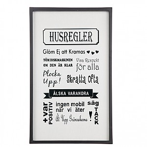 Tavla Husregler