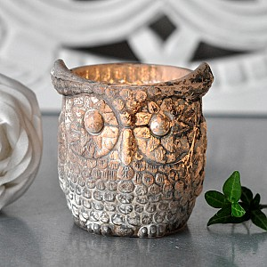 Candle Cup Owl