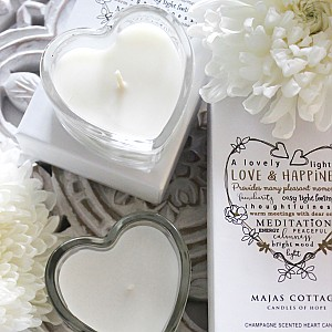 Majas Scented Candles Love & Happiness