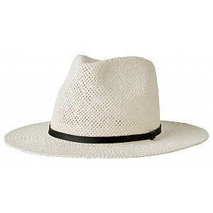 Straw Hat San Remo with black band