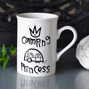 Mugg Camping Princess