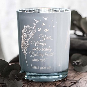 Majas Candle Holder Wings
