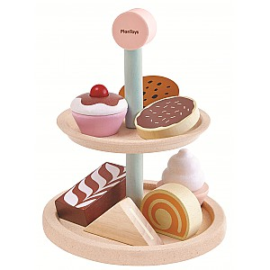 Cake Stand Bakery Stand Set