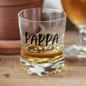 Majas Whiskey Glass Pappa