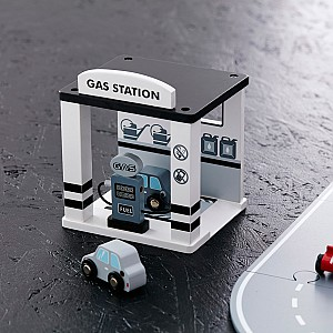Kids Concept Gas Station