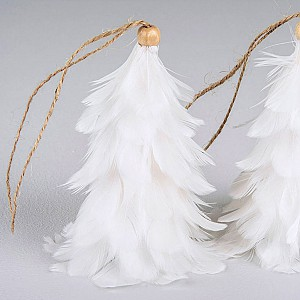 Feather Tree Hanging