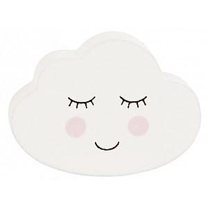 Sweet Dreams Smiling Cloud Drawer Knop