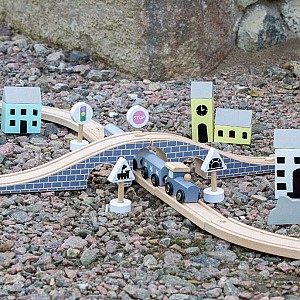 JaBaDaBaDo Train Set