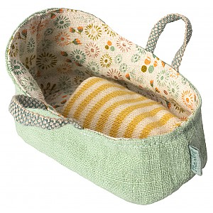 Maileg Carrycot My Mint