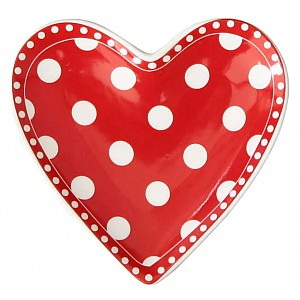 Heart Tray Dots