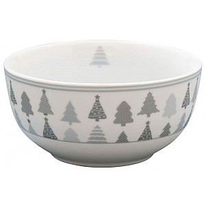 Happy Bowl Christmas Trees