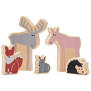 Kids Concept Woodland Animals Edvin