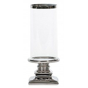 Candle Holder Glass Cylinder