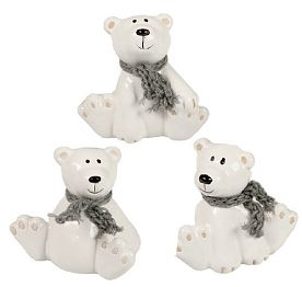 Polar Bears 3 pcs