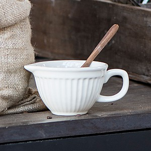 Mixing Bowl Mynte Mini - Pure White