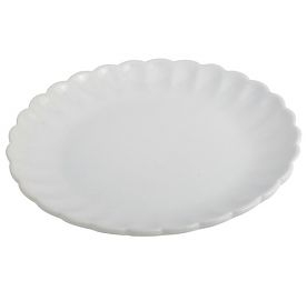 Tallrik Mynte - Pure White - Vit