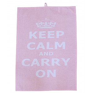 Tea Towel Keep Calm