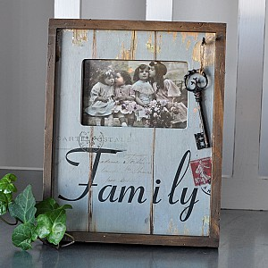 Wooden Frame Family