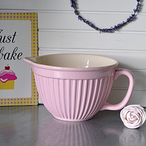 Mixing Bowl Mynte - English Rose - Pink