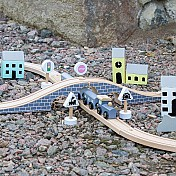 Tåg & Tågbanor