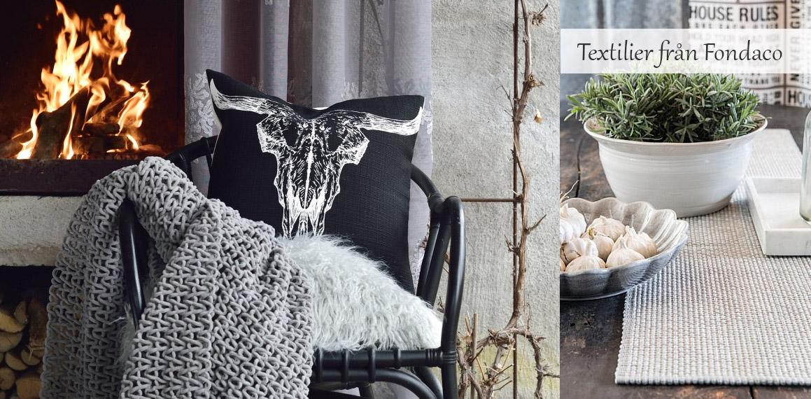 Textilier från Fondaco