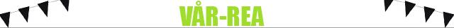 REA med 20-75% rabatt på utvalda varor t.o.m. 30/4 2018. Reservation för slutförsäljning.